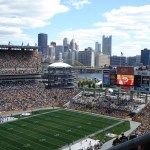 Paid Audience / Paid Extras Casting in Pittsburgh's Heinz Stadium Hockey Game Intermission Event