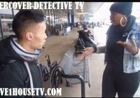 Undercover Detective TV Pilot