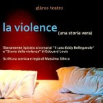 "Actor Auditions in NYC for Italian Theater Production ""la violence"""