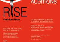 Model auditions Bay area