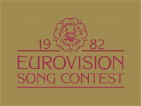 Logo Eurovision Song Contest 1982