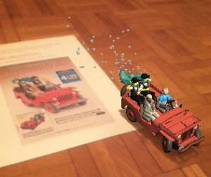 Jeep Tintin