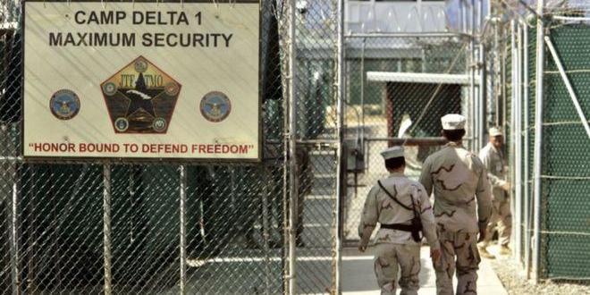 美政权移交前再角力?4名关塔那摩四名囚徒转至沙特
