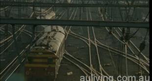 參與現場救援的一家急救機構的工作人員透露,兩列火車發生了碰撞。(網路配圖)