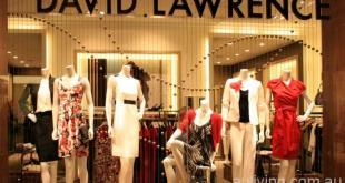 时尚品牌David Lawrenc