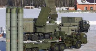 俄罗斯装备的S-400防空导弹。(网络图片)