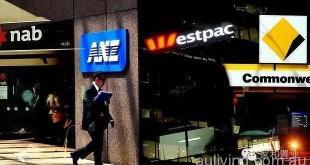 澳洲四大银行(图片来源:网络)