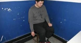 法国人在上海被袭击 疑精神病所为。(网络图片)
