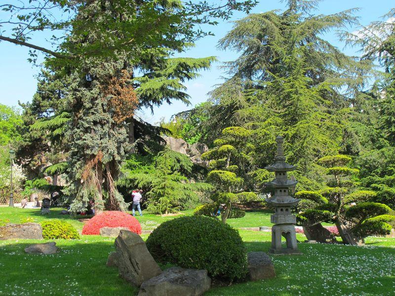La jardin d 39 albert kahn - Aller au jardin d acclimatation ...