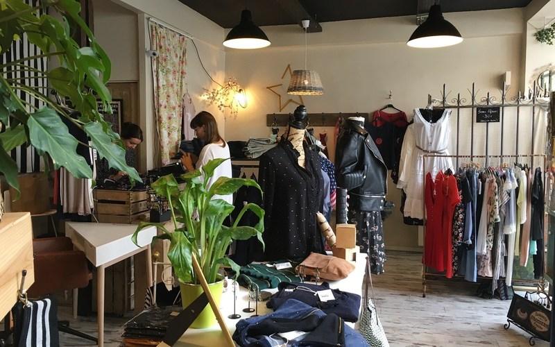 Les jolies boutiques du 92 - Colombes - Le Comptoir des Cerisiers - Mode et Accessoires pour femme @aunomi