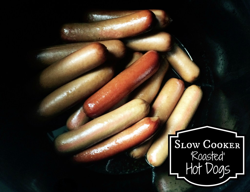 Slow Cooker 'Roasted' Hot Dogs | Aunt Bee's Recipes