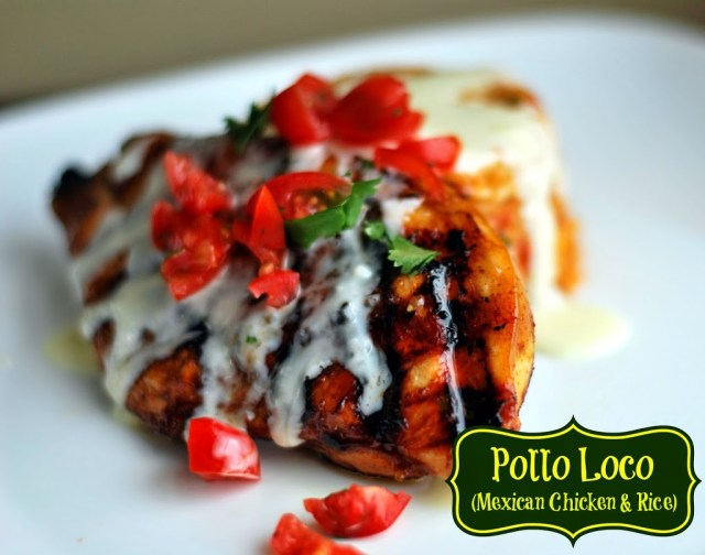 Pollo loco mexican chicken rice aunt bees recipes pdf forumfinder Choice Image