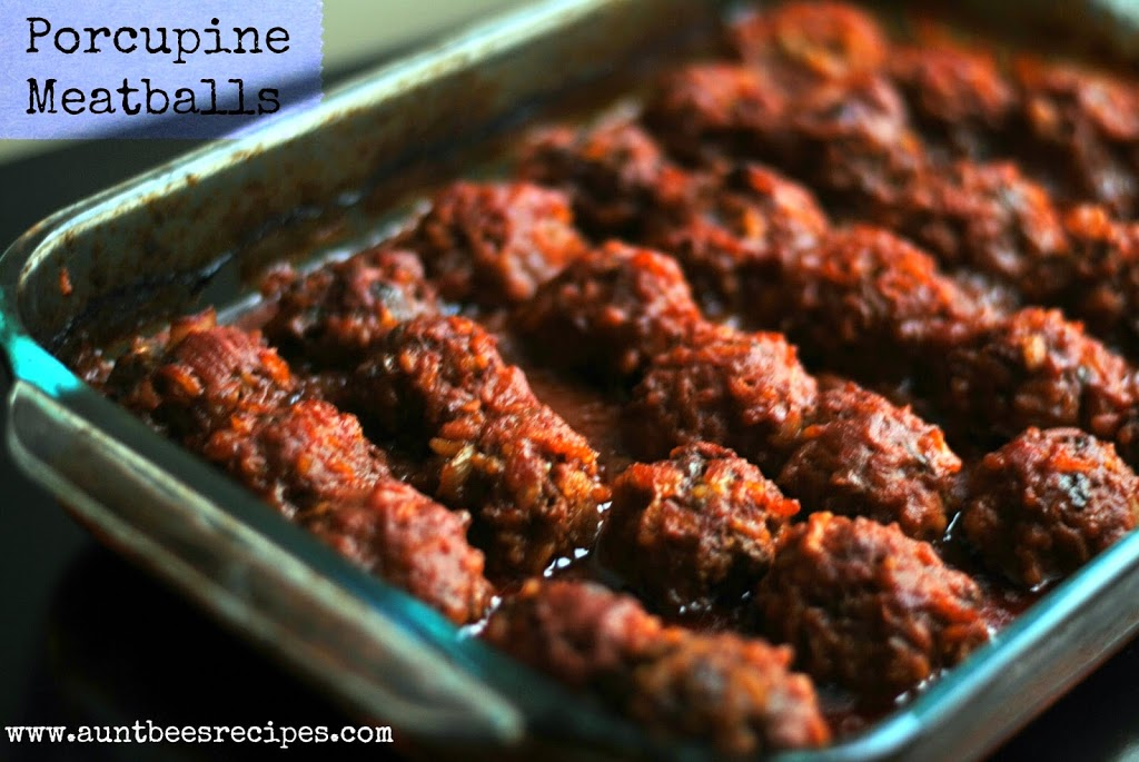 Porcupine meatballs aunt bees recipes pdf last night i made something we hadnt had for a while an old favorite porcupine meatballs they are so easy and yummy and really frugal forumfinder Images