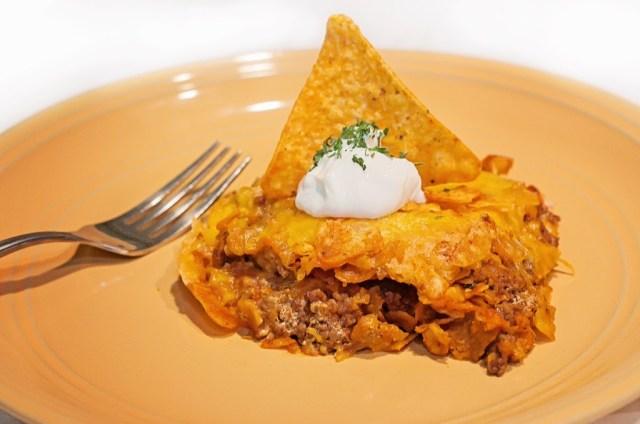 recipe: mexican beef casserole with doritos [12]