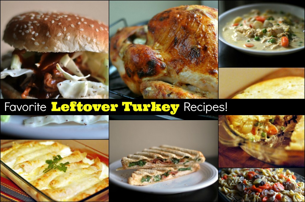 favorite-leftover-turkey-recipes-facebook-collage