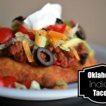 Oklahoma Indian Tacos