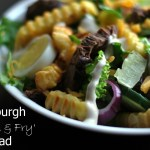 Pittsburgh 'Steak & Fry' Salad
