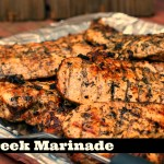 The Best Greek Marinade for Chicken, Steak & Pork