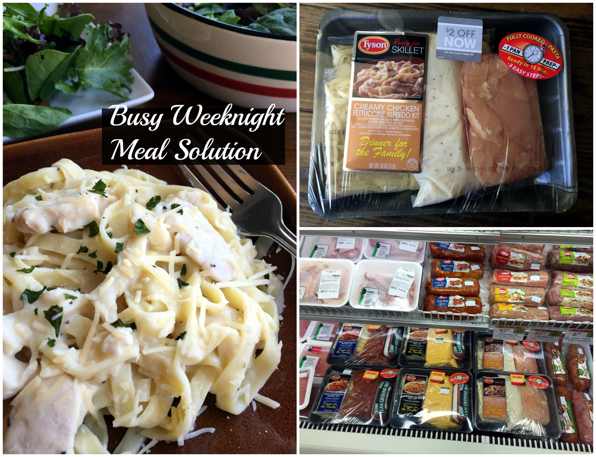 Busy Weeknight Meal Solution
