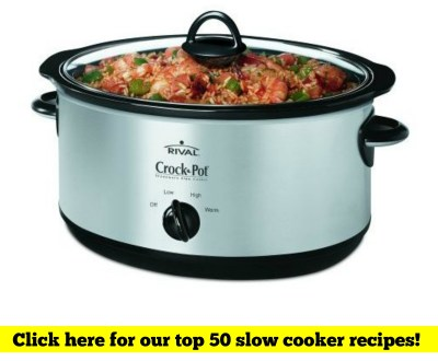 Top 50 Slow Cooker Recipes