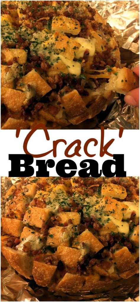 'Crack' Bread | Aunt Bee's Recipes
