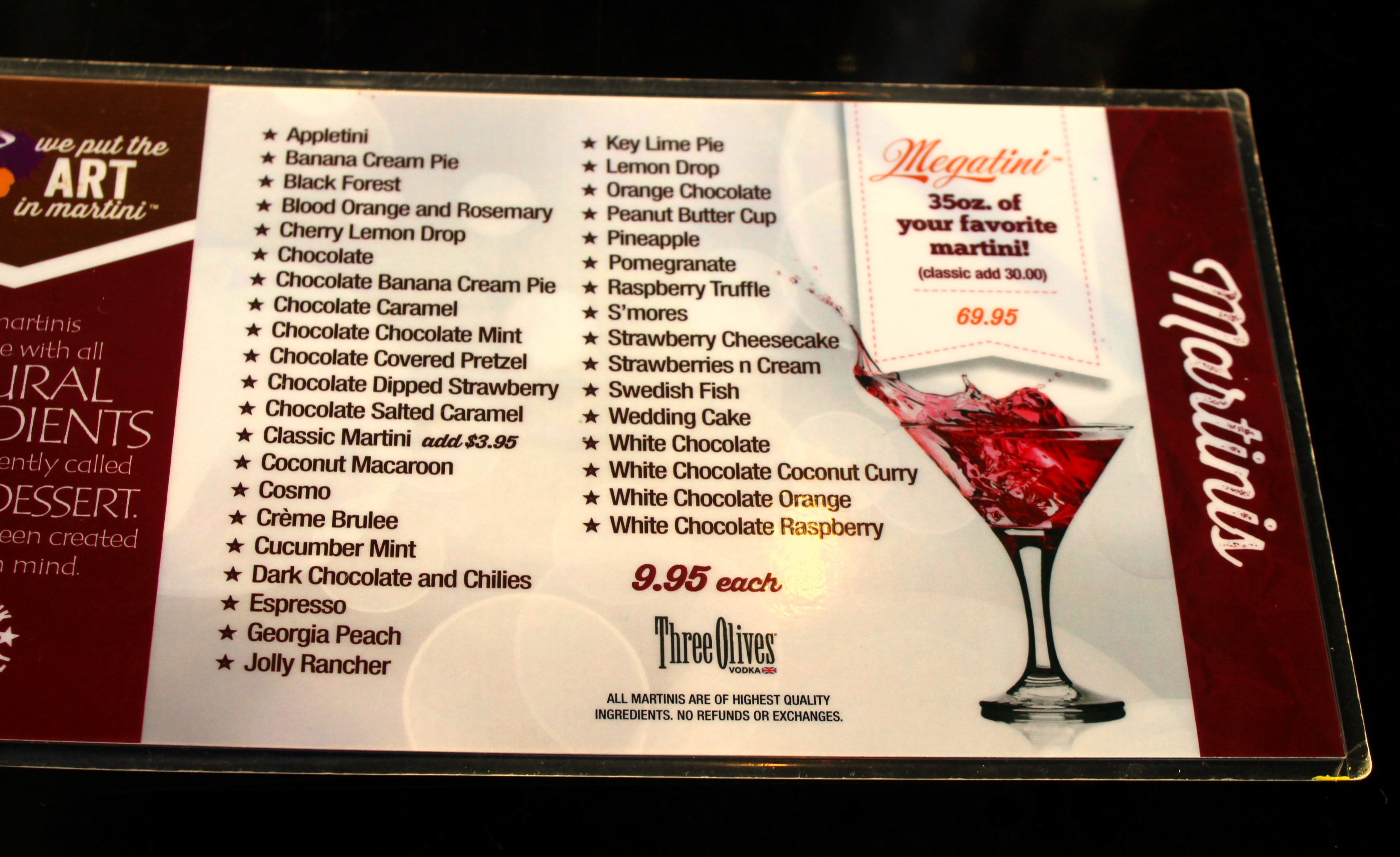 Date Night at The Chocolate Bar - Aunt Bee's Recipes