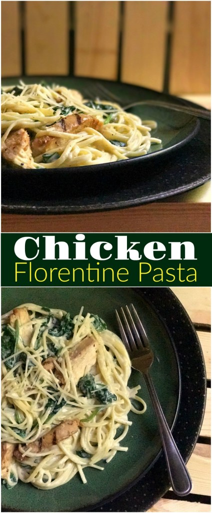 Chicken Florentine Pasta | Aunt Bee's Recipes
