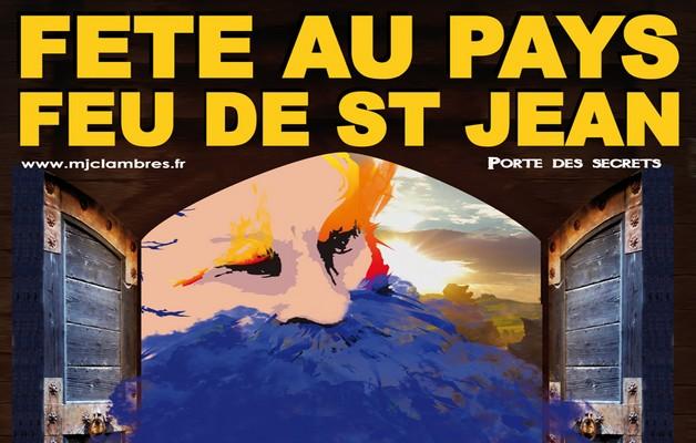 Le Feu de Saint Jean – Fête au pays Lambres-les-douai