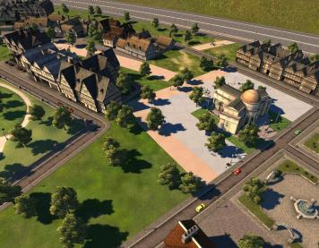 Cities XL medieval entrance