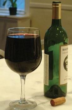XL Weinglas 1