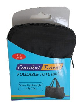 Fold-able Tote Bag