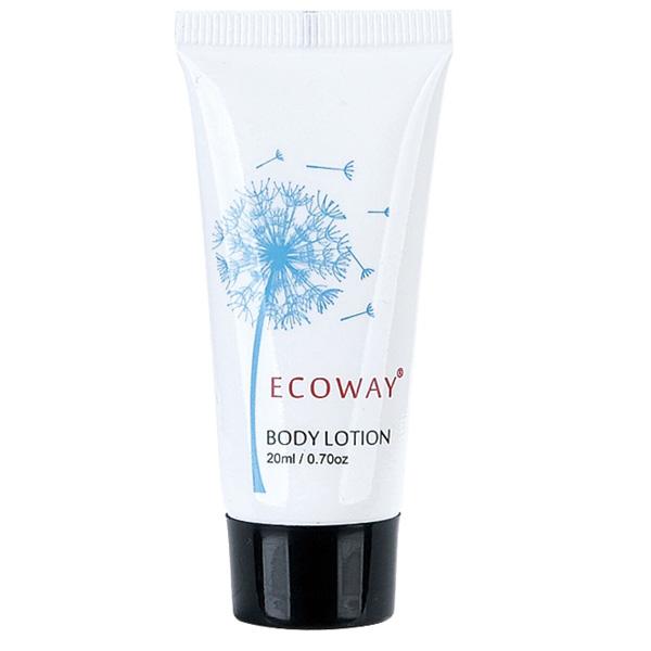 20ml ECOway Body Lotion (White Tube)