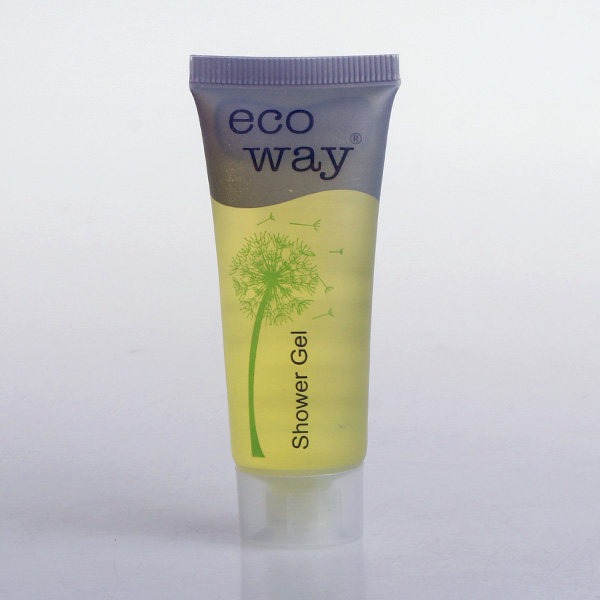 30ml ECOway Shower Gel (Clear Tube)