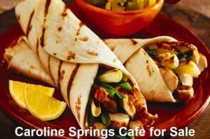 Caroline Springs Cafe for Sale
