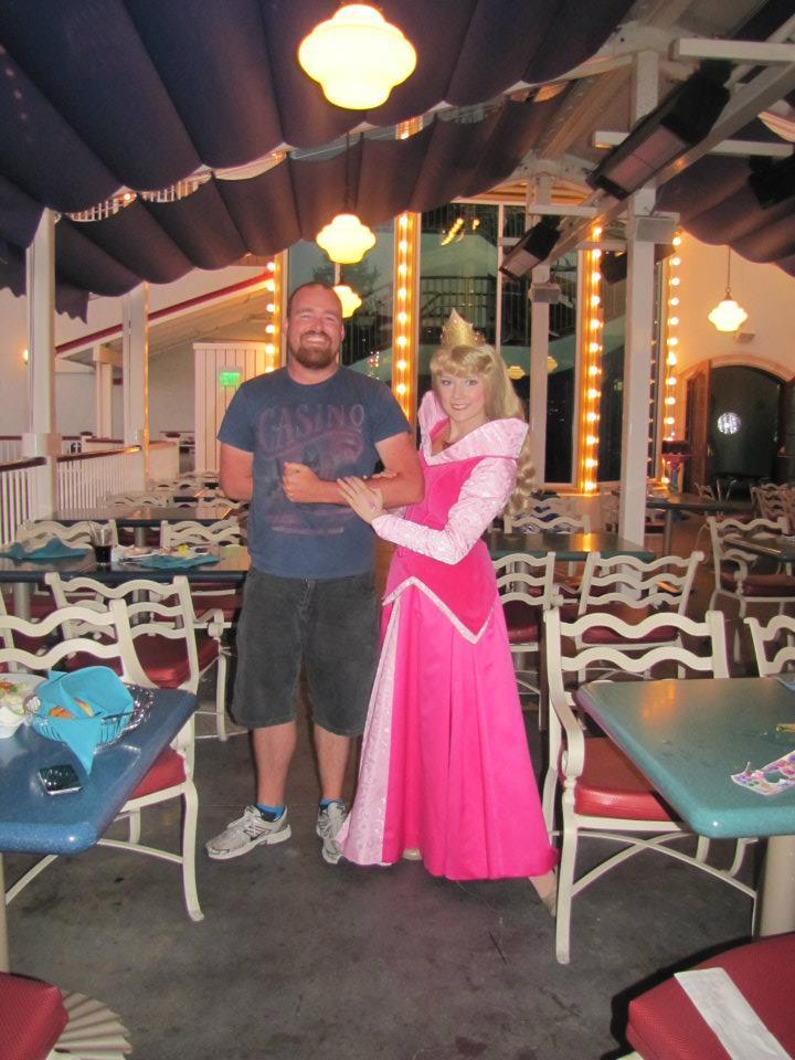 Disney Princess and I