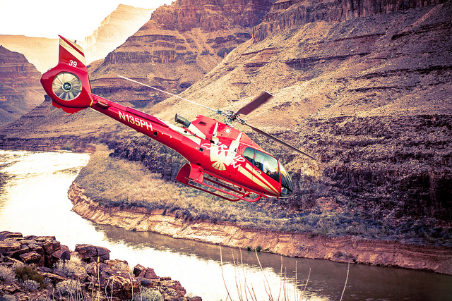 helicopter grand canyon