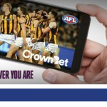 CrownBet App Now Offers Live AFL Streaming