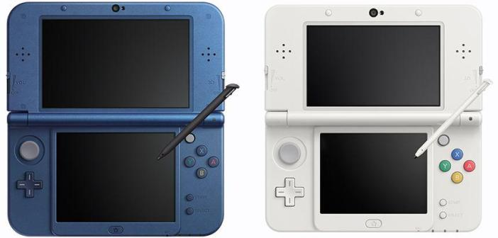 New Nintendo 3DS open systems