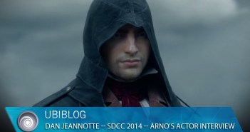 Assassin's Creed Unity – Under the Hood with Arno's Actor