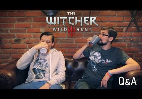 The Witcher 3: Wild Hunt Q&A