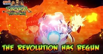 Διαθέσιμο το Naruto Shippuden: Ultimate Ninja Storm Revolution