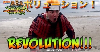 Naruto SUNS Revolution – PS3/X360/Steam – REVOLUTION!!!