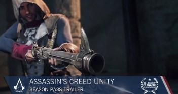 Το Season Pass του Assassin's Creed: Unity φέρνει περιπέτειες στην Κίνα