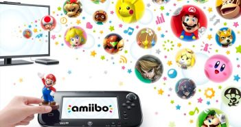 Amiibo wallpaper