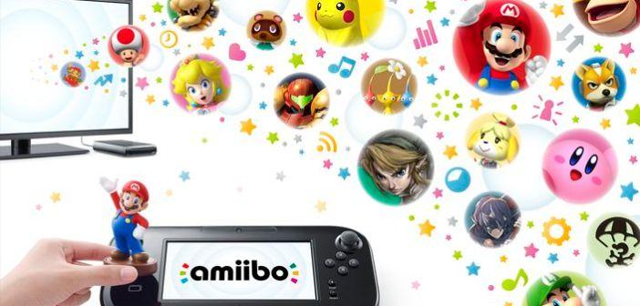 Amiibo wallpaper
