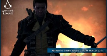 Assassin's Creed Rogue   Story Trailer [UK]
