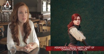 Assassin's Creed Unity Cast of Characters Trailer [UK]