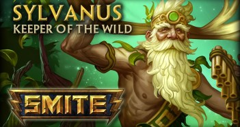 SMITE – God Reveal – Sylvanus, Keeper of the Wild