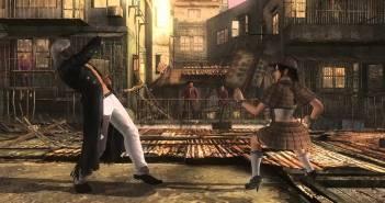 DEAD OR ALIVE 5 LAST ROUND – BRAD WONG VS KOKORO (THE CRIMSON)