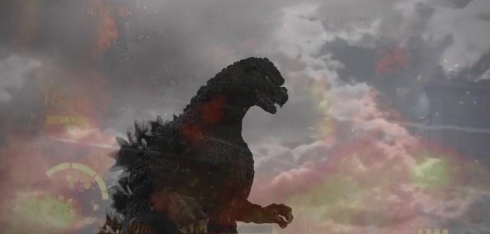 Νέο χαρακτήρας για το Godzilla του PlayStation 3